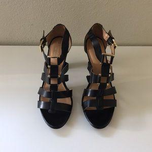 Naturalizer black heels